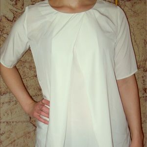 Hatch Tops - White airy blouse by Hatch new with tags.