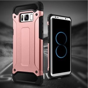 Accessories - Samsung Galaxy S8 Cell Phone Case Pink