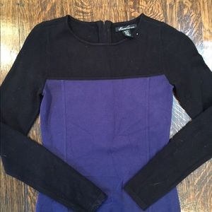 Kenneth Cole Dresses & Skirts - Kenneth Cole Body Con Sweater Dress Colorblock