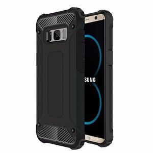 Samsung Galaxy S8 Cell Phone Case Black