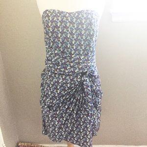 Club Monaco Dresses & Skirts - Club Monaco Silk Printed Dress