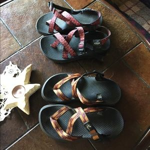 Chacos Shoes - 2 pair of Chacos size 7 both great shape