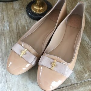 Tory Burch Shoes - Tory Burch Patent Leather Flats New Size 10