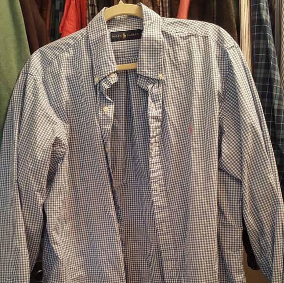 Polo by ralph lauren polo ralph lauren button down for Polo ralph lauren casual button down shirts