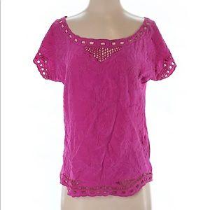 Rory Beca 100% silk blouse