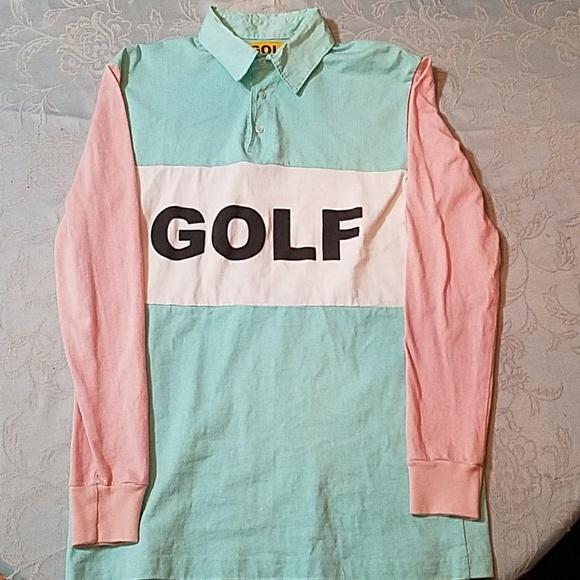 59e64e654129 golf wang Other - Golf Wang Shirt