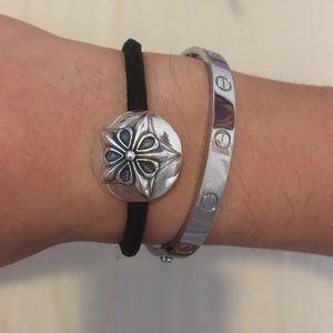 Chrome Hearts Accessories - Chrome Hearts Hair Band/bracelet