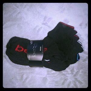 bebe Accessories - NWOT bebe &co ankle socks 9 pair pack