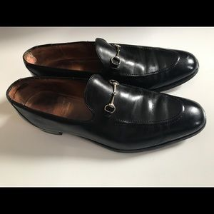 Church's Other - Black leather Church's loafers