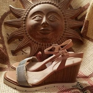 HISPANITAS  Shoes - *Nordstrom* NEW Hispanitas wedge sandal from Spain