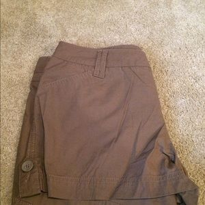 SO Pants - Light brown shorts; Memorial Day Sale