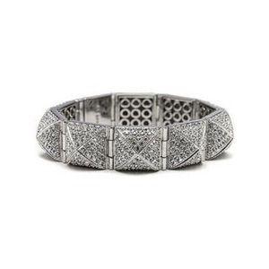 CC Skye Jewelry - CC SKYE pavé studded bracelet (NIB! Never worn!)
