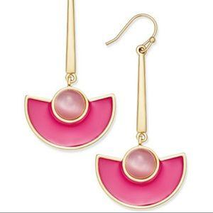 kate spade Jewelry - Kate Spade Cats Eye Earrings