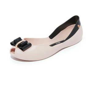 """Melissa Shoes - Size 5 Melissa """"Queen V"""" Shoes - Made in Brazil"""