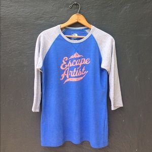 North Face Tops - North Face Tee