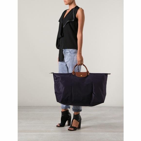 Longchamp Handbags - Longchamp Le Pliage Travel Bag Large f1b9033e4fbd2