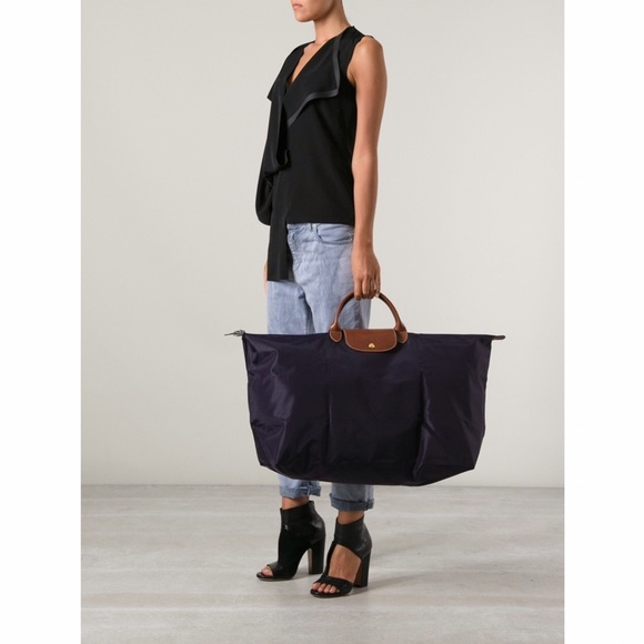 Longchamp Le Pliage Travel Bag Large
