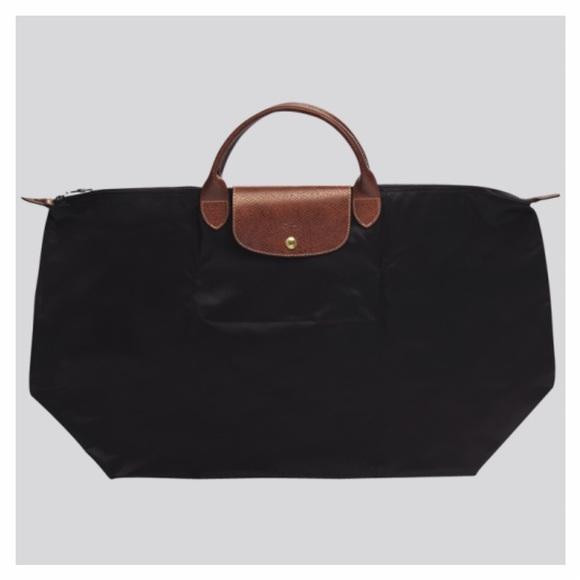 Longchamp Bag Le Pliage House Of Fraser : Off longchamp handbags le pliage travel