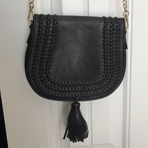 Urban Expressions Handbags - Urban Expressions Jessa Vegan Leather Crossbody