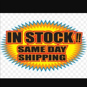 We ship daily! Take a look our listing &make offer