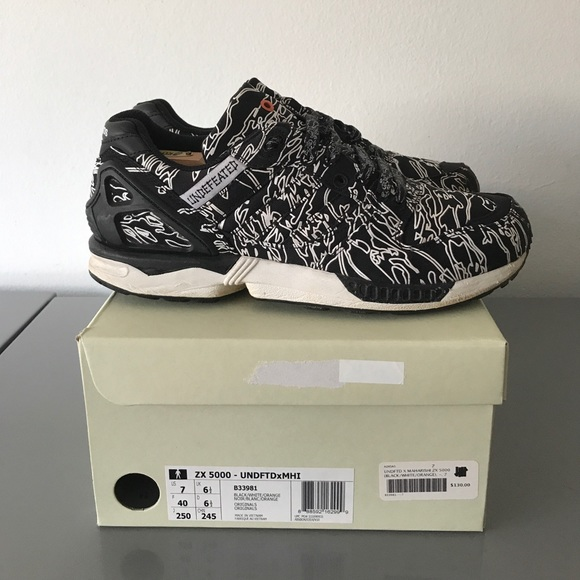 hot sale online b7e2d ef97a Adidas 👟 UNDEFEATED x MAHARISHI, Men's Size 7