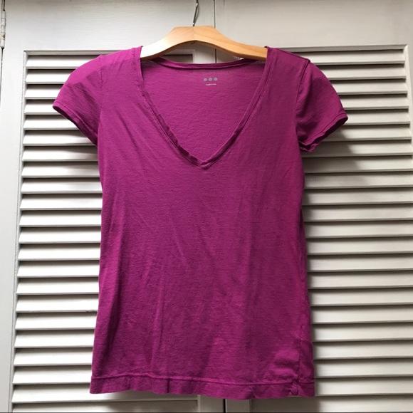 74 off three dots tops three dots supima cotton v for Three dots t shirts