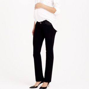 J.crew Stretch Maternity Matchstick Jeans, NWT