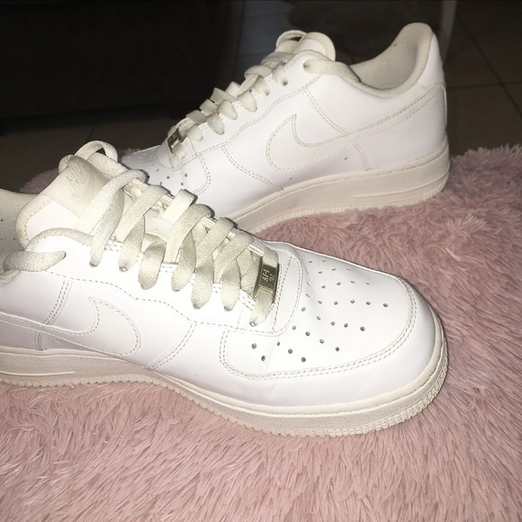 Nike Shoes   Air Force Ones White Used