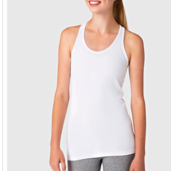 3174ef7b6b585 Ivivva Other - Ivivva by Lululemon Racerback Fitted Tank Top