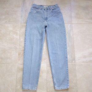 VTG GH Bass Co. High Waist Mom Jeans W28