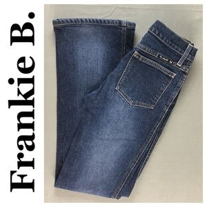 Frankie B medium weight Denim Jean size 2