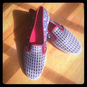 Sperry Shoes - SALE! Red White and Blue, 4th of July Boat Shoes!
