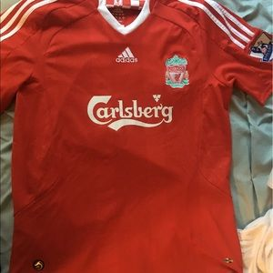 d209f0f18 adidas Shirts - Authentic Fernando Torres Liverpool home jersey