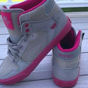 Supra Shoes - Supra women's high top sneaker