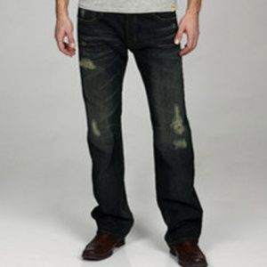 Cult of Individuality Other - Cult of Individuality Sap Wash Distressed Jean