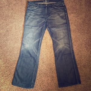 7 For All Mankind Other - Men's 7FAM For All Mankind Jeans Size 38 A Pocket