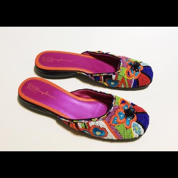Bright Colored Jordan Shoes