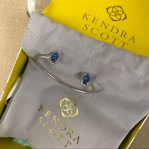 Blue Kendra Scott Laura Cuff