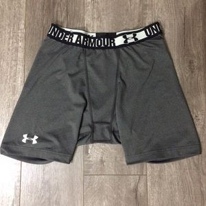 Under Armour Other - Men's under armour heat gear compression shorts L