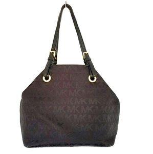 Michael Kors Handbags - {DEAL OF THE DAY} Michael Kors Signiture Logo Tote