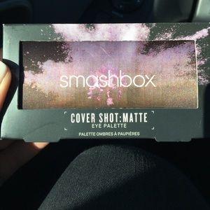 Smashbox Other - SALE 🎉Smashbox Cover Shot Matte Eyeshadow Palette