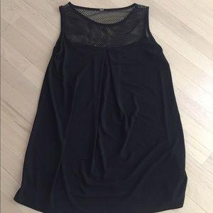 Black BCBG Jersey Shift Dress