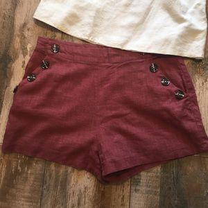 Ark &Co. rust shorts