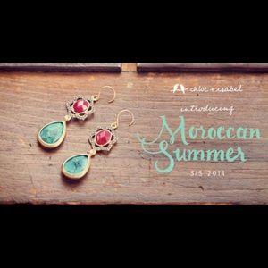 Chloe + Isabel Jewelry - Marrakesh double drop earrings