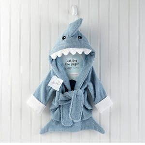 Baby Aspen Other - Babyaspen shark robe
