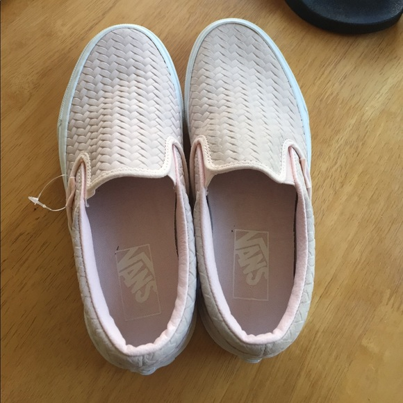 Vans Light Pink 45% off Vans Sh...