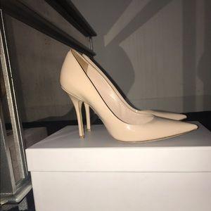 ce44642e76b1 ... Christian Dior Cherie pointy pump 380 rose poudre ...
