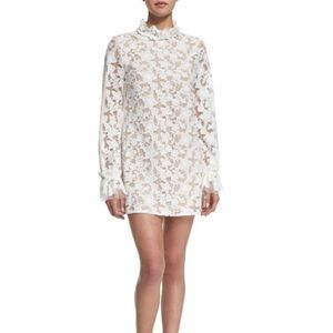 Alexis Dresses & Skirts - Alexis Alanis Long Sleeve White Lace Dress