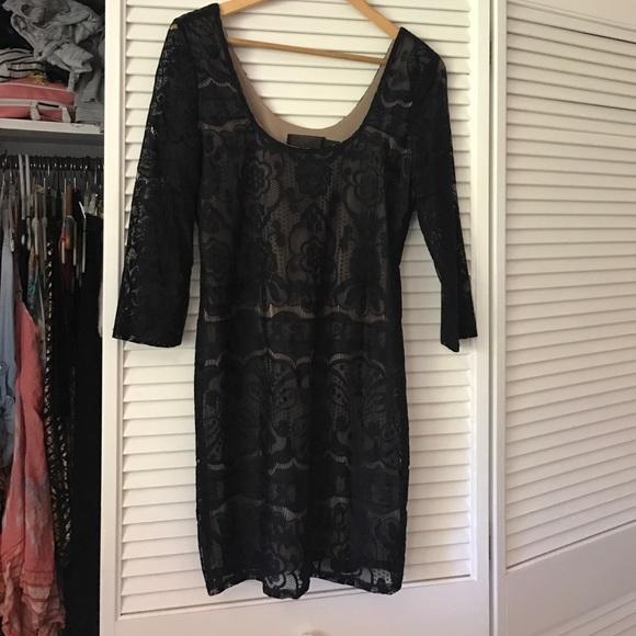 H&M Dresses & Skirts - H&M crochet dress!