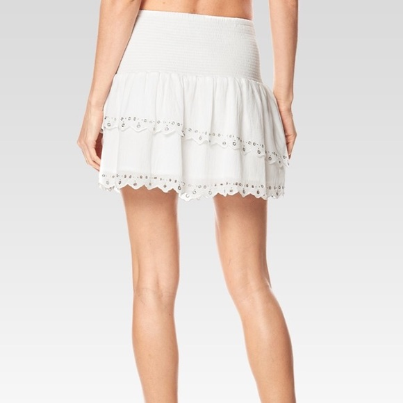 Skirts - White Skirt Paige Cara Skirt